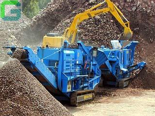 Мобильный дробильный комплекс в Большой Камень купить роторную дробилку в Азов